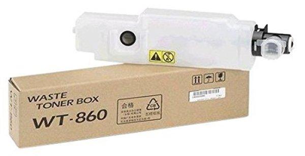 画像1: 京セラ WT-860 廃トナーボックス 純正 (1)
