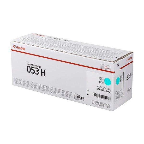 画像1: キャノン 053H 純正トナー■シアン【大容量】(CRG-053HCYN) (1)