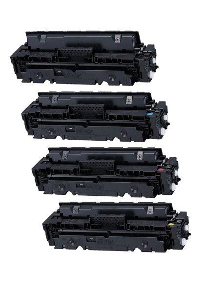画像1: キャノン トナーカートリッジ 046H リサイクルトナー ■4色セット【大容量】(CRG-046H) (1)