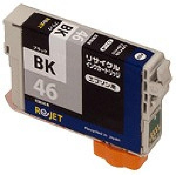 画像1: 【単品】エプソン(EPSON) ICBK46 ブラック リサイクルインク (1)