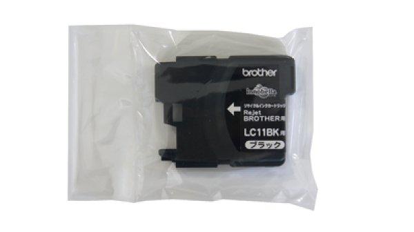 画像1: 【単品】ブラザー LC11BK ブラック リサイクルインク (1)