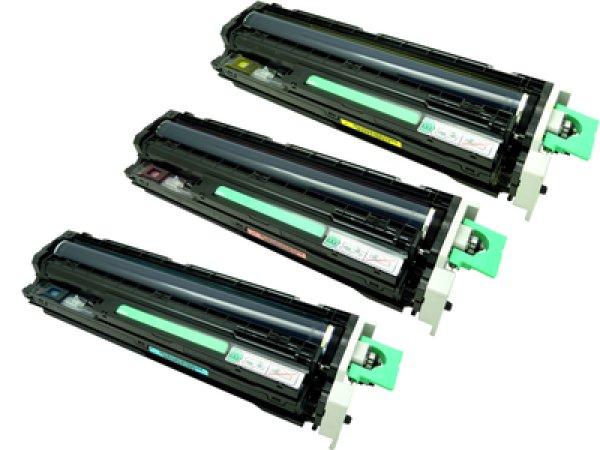 画像1: リコー (RICOH) ipsio SP C820 リサイクル 感光体ドラムユニット ■カラー3色セット (1)