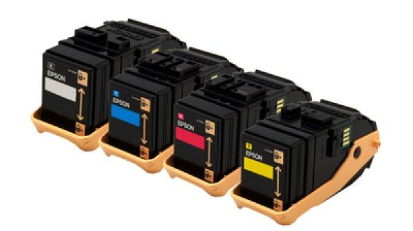 画像1: エプソン LPC3T35 リサイクルトナー ■4色セット【大容量】 (1)
